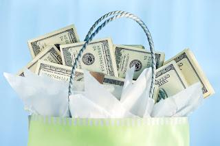 Honeymoon Fund Etiquette  gift