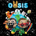 Encarte: J Balvin & Bad Bunny - OASIS