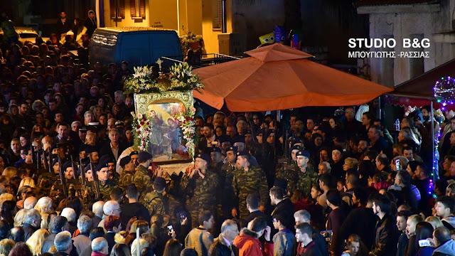Το Ναύπλιο γιόρτασε τον Ευαγγελισμό της Θεοτόκου (βίντεο)