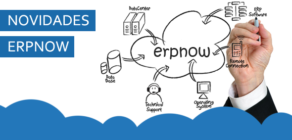 O que tem de novidade no sistema de gestão integrada ERPNOW?