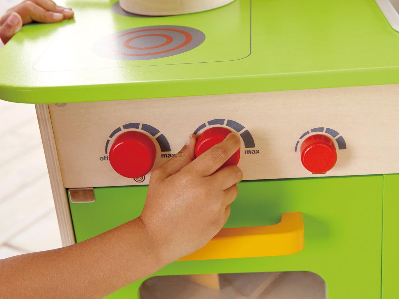 Rollenspiel Mit Der Kinderküche