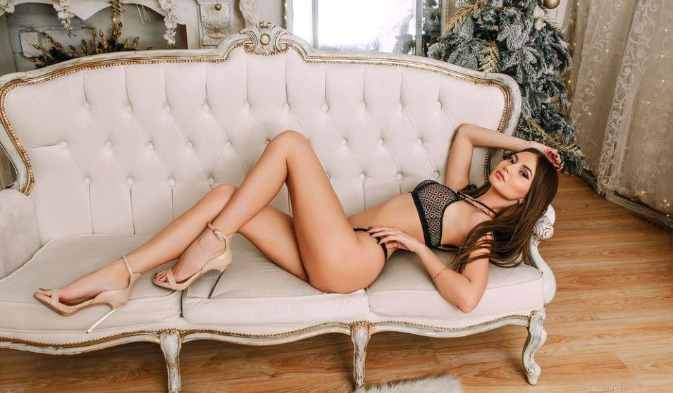 AngelOfSky Model GlamourCams