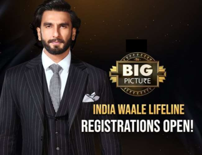 How to become The Big Picture India wale Lifeline?