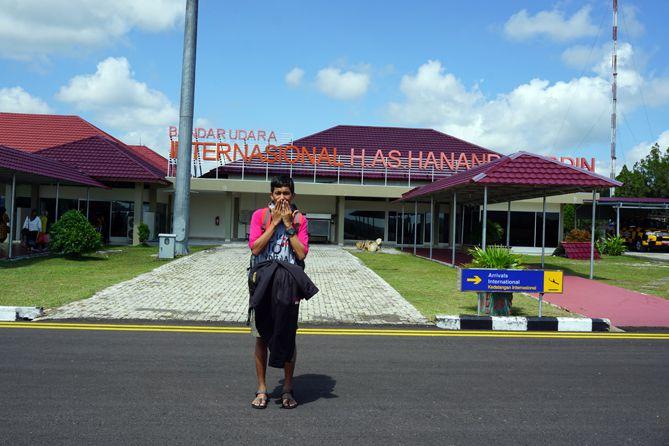 Berlibur ke Belitung untuk mencari konten blog