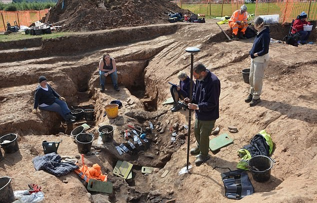 6,000-year-old salt production site is discovered in Yorkshire
