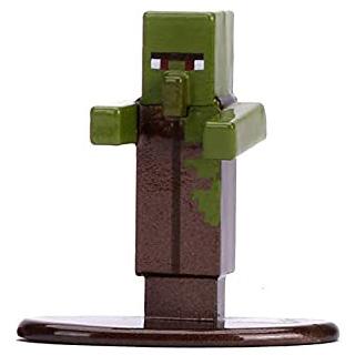 Minecraft Zombie Villager Nano Metalfigs 20-Pack Figure