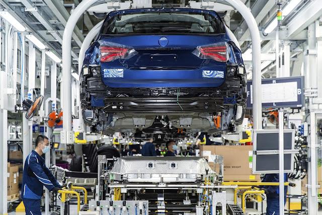 Novo BMW iX3 - Elétrico