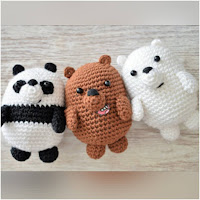 http://amigurumislandia.blogspot.com.ar/2019/06/amigurumi-somos-osos-patrigurumis.html