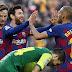 FC Barcelona Subidón de confianza antes de las visitas a Nápoles y el Santiago Bernabéu
