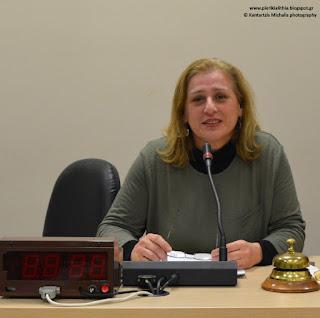 Γνωσούλα Χαϊλατζίδου: Ερώτηση για τις απευθείας αναθέσεις για τα αδέσποτα. (ΒΙΝΤΕΟ)