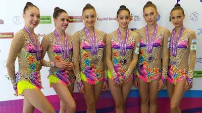 El equipo israelí de gimnasia obtuvo una histórica medalla de oro en el campeonato europeo. Este notable triunfo deja muy bien posicionadas a estas cinco atletas israelíes de cara a los Juegos Olímpicos de Río de Janeiro.