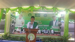 Ahmad Helmy Faisal Zaini: Tidak Ada Islam Disudutkan di Indonesia