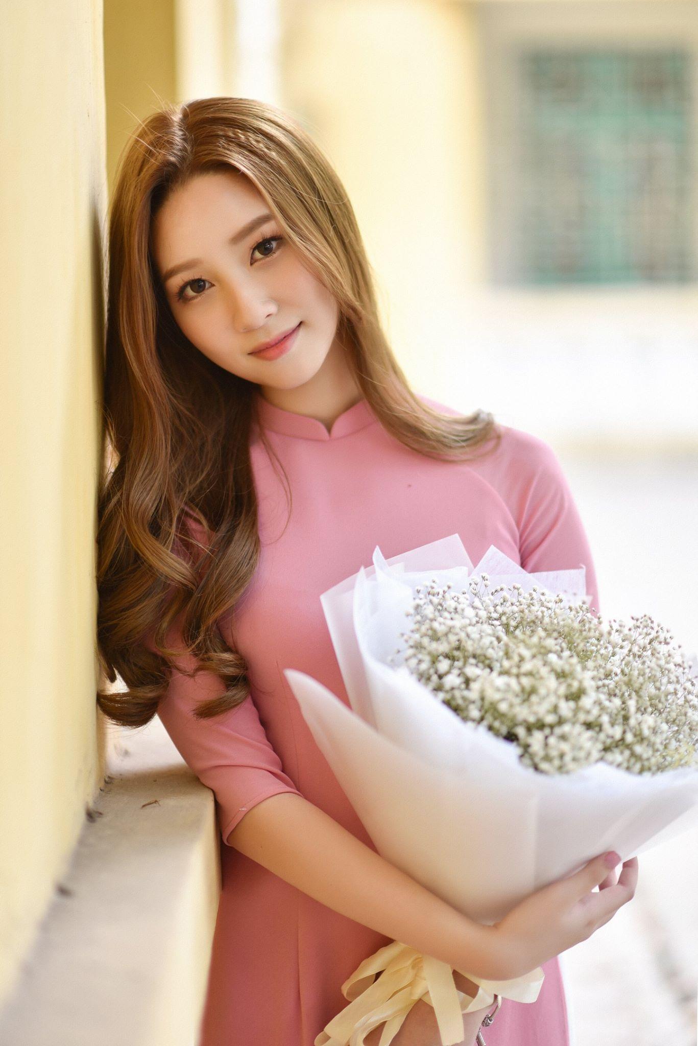 Hot girl Cù Phương Linh sở hữu ngoại hình xinh như mỹ nhân Hàn - 9