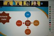 Pelatihan Produk Halal dan Bergizi  Bagi Guru Wali Siswa SD Secara Online