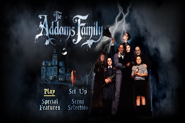 Los Locos Addams [The Addams Famy] DVD Full Latino