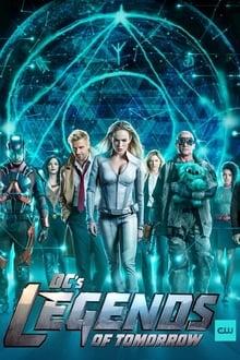DC's Legends of Tomorrow 5x13