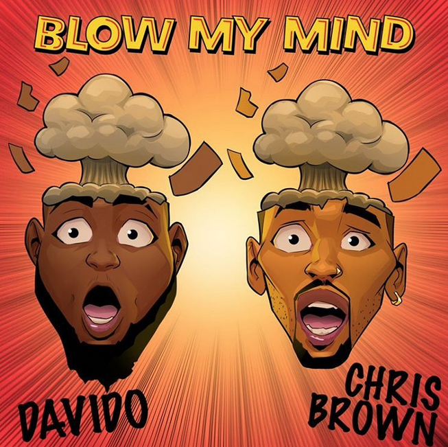 Davido Collaborates with Chris Brown on 'Blow My Mind'