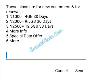Glo new data plan bundles