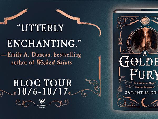 A Golden Fury Blog Tour
