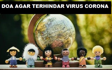 DOA AGAR TERHINDAR VIRUS CORONA