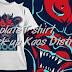 Template Mock-up T-shirt Gratis untuk Preview Desain Kaos