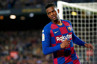 Barcelona set to renew Nelson Semedo contract until 2025