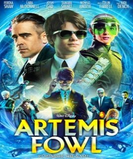 فيلم Artemis Fowl 2020 مدبلج بالعربية