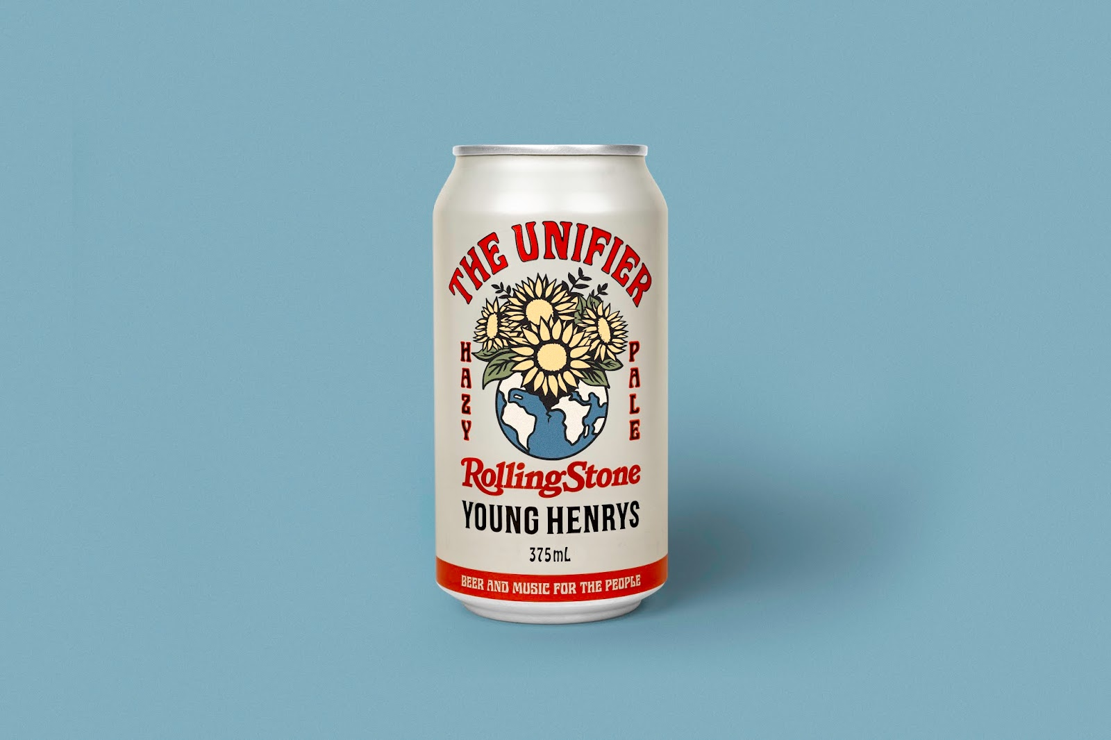 The Unifier. Rolling Stone x Young Henrys