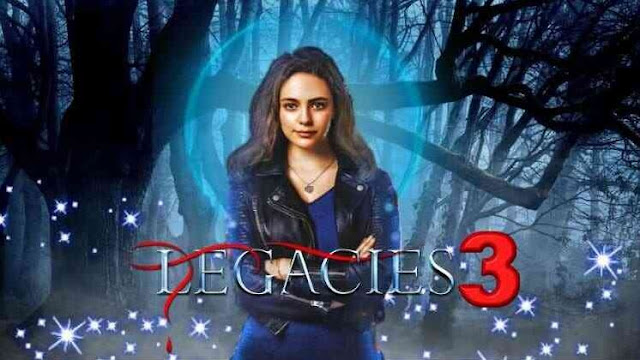 Legacies Season 3: Explanation of the end! Cléo and Landon.