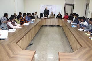 7 Days Training of Assessors Program at BSDU