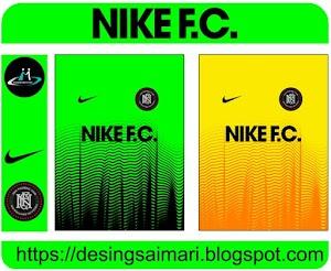 Camiseta Nike Football 2021-22 Desing Fantasy