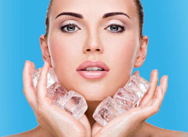 Cara Merawat Wajah Dengan Es Batu
