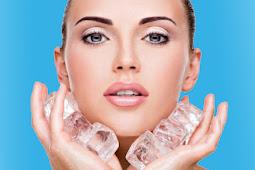 Cara Merawat Wajah Menggunakan Es Batu