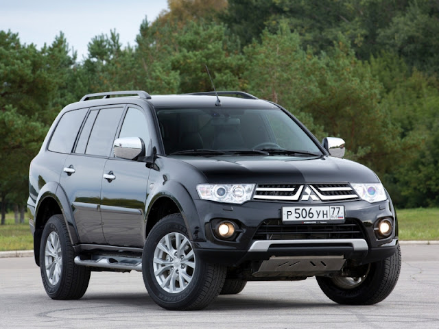 pajero sporting activity 2015