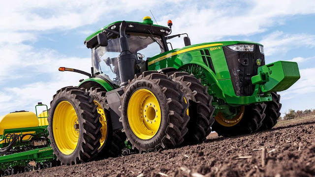 farmer tractor images