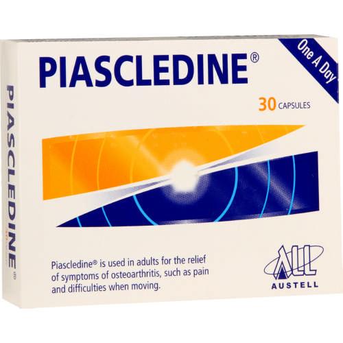 سعر ودواعي استعمال كبسولات بيسكالدين piascledine للمفاصل