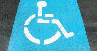 símbolo internacional de accesibilidad.
