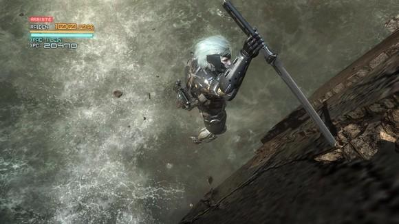 Metal Gear Rising Repack