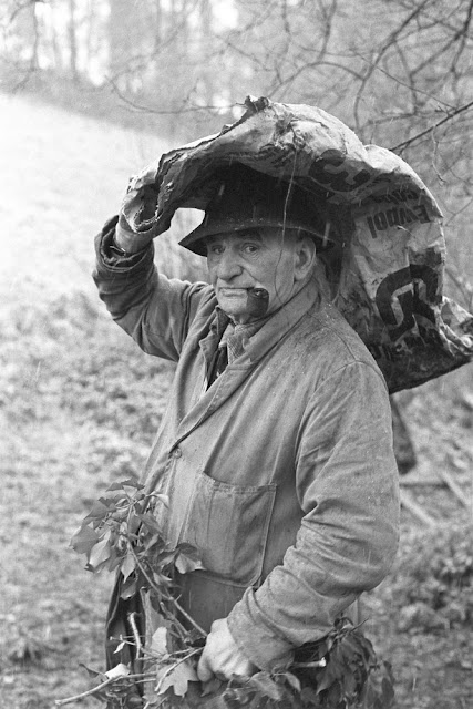 Archie Parkhouse - Photograph by James Ravilious for the Beaford Archive  © Beaford Arts