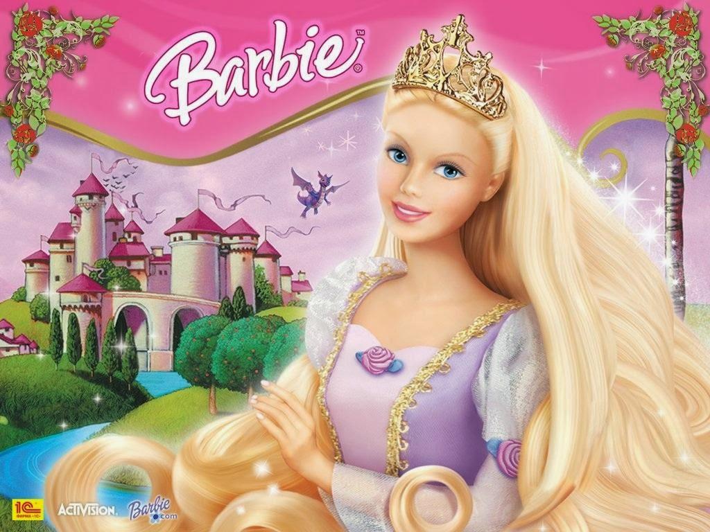 Barbie as rapunzel barbie movies beautiful wallpapers - Rapunzel wallpaper ...