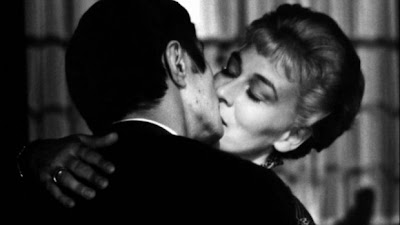 Gertrud, Directed by Carl Theodor Dreyer, Elegant Kissing Scene, Dreyer's masterful direction and camerawork