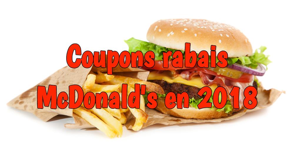 coupons mcdonalds quebec