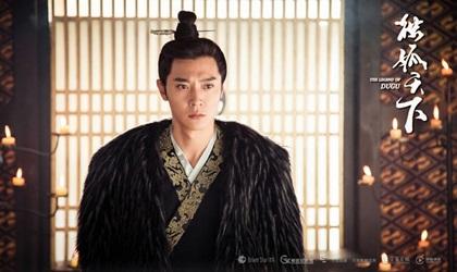 หยางเจียน (Yang Jian) @ แผ่นดินนี้ของตู๋กู (The Legend of Dugu: 独孤天下)