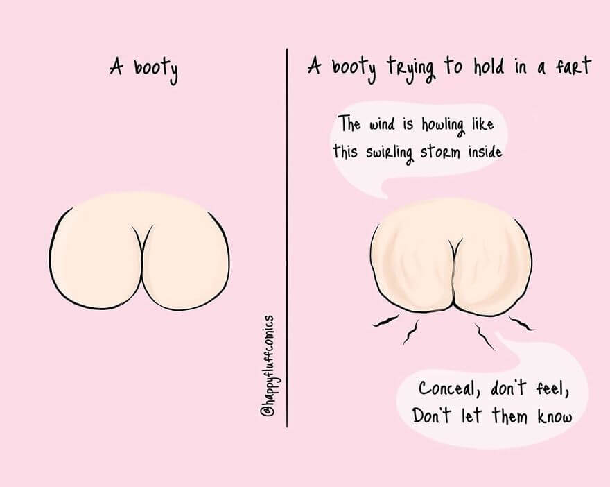 25 Common Issues Women Face Illustrated In Hilariously Honest Comics