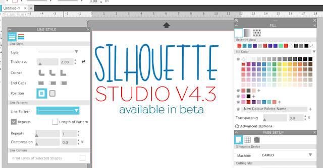 silhouette 101, silhouette america blog, silhouette studio v4.3, silhouette studio, silhouette design studio