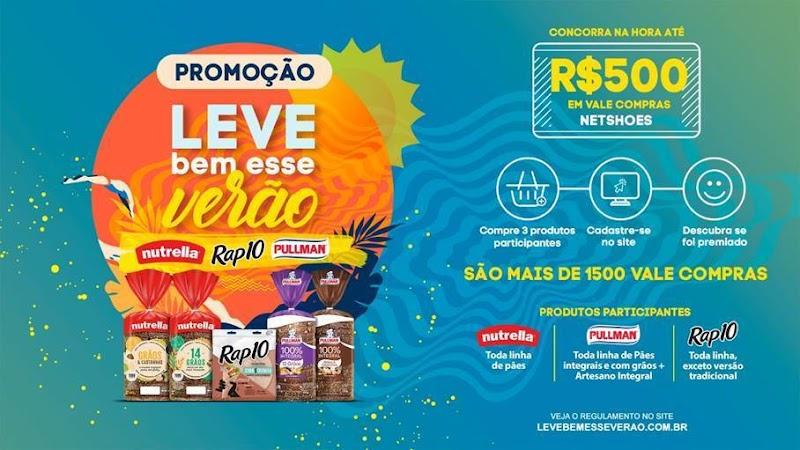 Promoção da Bimbo Brasil distribui mais de R$ 150 mil em prêmios