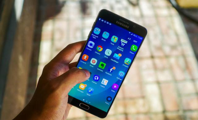 Cara Mengatasi Boros Batre di Samsung Galaxy Note 5 6
