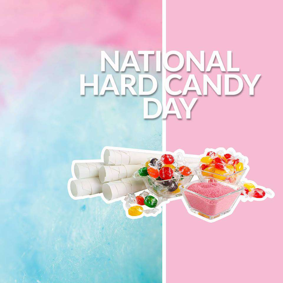 National Hard Candy Day Wishes For Facebook