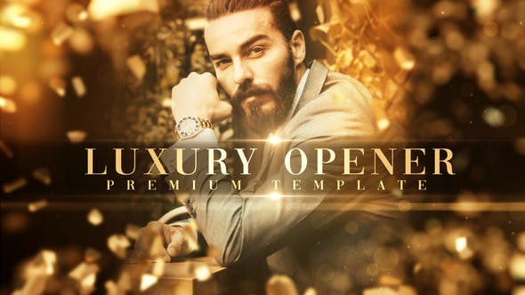 Luxury Opener[Videohive][After Effects][29086597]