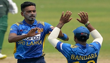 Sri Lanka won the third and final ODI by 97 runs